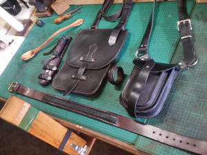 Crafty Devils offers a huge range of custom leather work