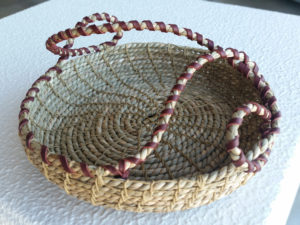 Beautiful hand made basket from the crafty devils in north west tasmania